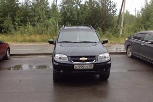 Подержанный автомобиль Chevrolet Niva, отличное состояние, 2012 года выпуска, цена 450 000 руб., ао. Ханты-Мансийский Автономный округ - Югра