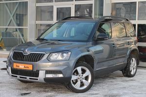 Авто Skoda Yeti, 2015 года выпуска, цена 1 135 000 руб., Санкт-Петербург