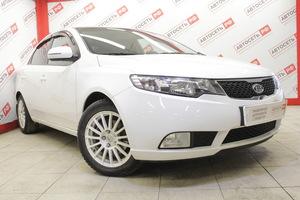 Подержанный автомобиль Kia Cerato, , 2011 года выпуска, цена 462 700 руб., Казань