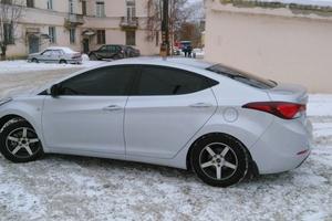 Подержанный автомобиль Hyundai Elantra, отличное состояние, 2014 года выпуска, цена 785 000 руб., Челябинск