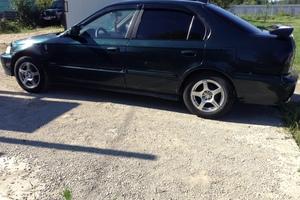 Подержанный автомобиль Honda Civic, среднее состояние, 2000 года выпуска, цена 106 000 руб., Одинцово