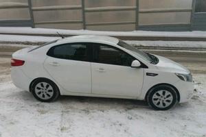 Подержанный автомобиль Kia Rio, отличное состояние, 2013 года выпуска, цена 499 000 руб., Казань