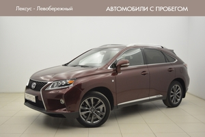 Авто Lexus RX, 2013 года выпуска, цена 2 199 000 руб., Москва