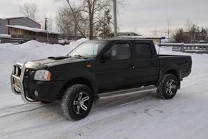 Автомобиль Nissan NP300, хорошее состояние, 2012 года выпуска, цена 850 000 руб., Екатеринбург