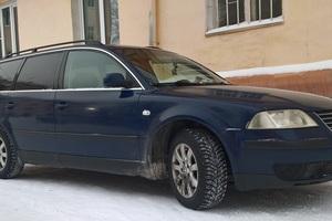 Автомобиль Volkswagen Passat, хорошее состояние, 2002 года выпуска, цена 235 000 руб., Челябинск