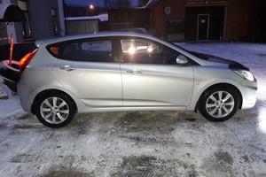 Подержанный автомобиль Hyundai Solaris, отличное состояние, 2012 года выпуска, цена 460 000 руб., Орехово-Зуево