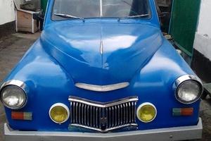 Автомобиль ГАЗ М-20 Победа, хорошее состояние, 1956 года выпуска, цена 500 000 руб., Мамадыш