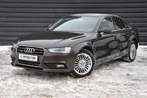 Авто Audi A4, 2012 года выпуска, цена 950 000 руб., Москва