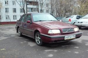 Автомобиль Volvo 460, хорошее состояние, 1996 года выпуска, цена 75 000 руб., Москва