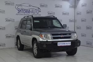 Авто Mitsubishi Pajero Pinin, 2005 года выпуска, цена 345 000 руб., Москва