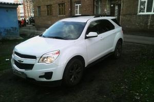 Автомобиль Chevrolet Equinox, хорошее состояние, 2010 года выпуска, цена 780 000 руб., Орехово-Зуево