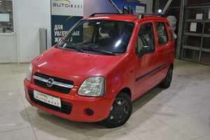 Авто Opel Agila, 2004 года выпуска, цена 169 900 руб., Санкт-Петербург