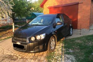 Подержанный автомобиль Chevrolet Aveo, хорошее состояние, 2012 года выпуска, цена 370 000 руб., Бронницы