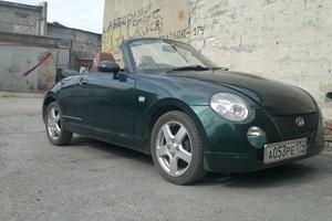 Автомобиль Daihatsu Copen, отличное состояние, 2003 года выпуска, цена 500 000 руб., Челябинск