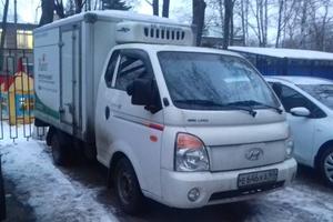 Автомобиль Hyundai Porter, хорошее состояние, 2010 года выпуска, цена 680 000 руб., Люберцы