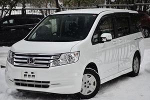 Авто Honda Stepwgn, 2012 года выпуска, цена 1 010 000 руб., Новосибирск