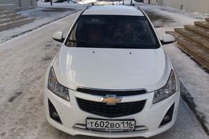 Автомобиль Chevrolet Cruze, отличное состояние, 2013 года выпуска, цена 640 000 руб., Казань