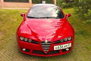 Автомобиль Alfa Romeo Brera, хорошее состояние, 2008 года выпуска, цена 950 000 руб., Москва