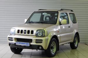 Авто Suzuki Jimny, 2008 года выпуска, цена 415 000 руб., Москва