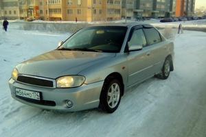 Автомобиль Kia Spectra, среднее состояние, 2001 года выпуска, цена 99 000 руб., Челябинск