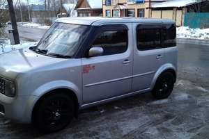 Автомобиль Nissan Cube, хорошее состояние, 2003 года выпуска, цена 220 000 руб., Пермь