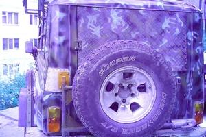 Автомобиль УАЗ 3159