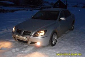 Автомобиль Brilliance M2, хорошее состояние, 2007 года выпуска, цена 250 000 руб., Сыктывкар