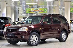 Авто Mazda Tribute, 2001 года выпуска, цена 333 333 руб., Москва