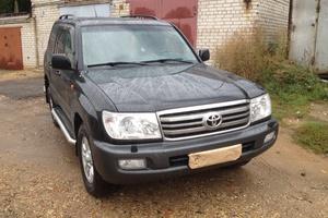 Автомобиль Toyota Land Cruiser, хорошее состояние, 2005 года выпуска, цена 1 170 000 руб., Смоленск