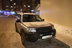 Подержанный автомобиль Land Rover Freelander, хорошее состояние, 2002 года выпуска, цена 420 000 руб., Ханты-Мансийск