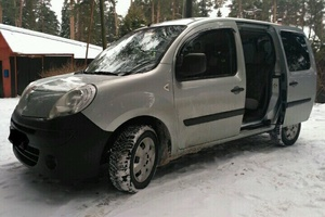 Подержанный автомобиль Renault Kangoo, отличное состояние, 2009 года выпуска, цена 410 000 руб., Мытищи