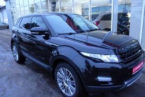 Авто Land Rover Range Rover Evoque, 2011 года выпуска, цена 1 670 000 руб., Краснодар