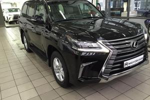 Авто Lexus LX, 2016 года выпуска, цена 6 000 000 руб., Москва