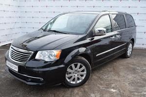 Авто Chrysler Grand Voyager, 2013 года выпуска, цена 1 800 000 руб., Москва