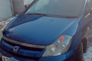 Подержанный автомобиль Honda Stream, отличное состояние, 2004 года выпуска, цена 350 000 руб., Челябинск