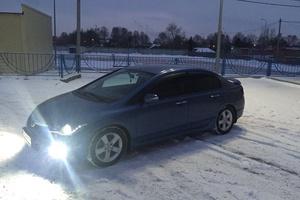 Подержанный автомобиль Honda Civic, хорошее состояние, 2008 года выпуска, цена 550 000 руб., Коломна