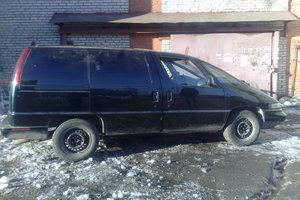 Подержанный автомобиль Chevrolet Lumina APV, среднее состояние, 1992 года выпуска, цена 170 000 руб., Люберцы