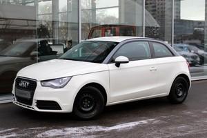 Подержанный автомобиль Audi A1, отличное состояние, 2011 года выпуска, цена 547 000 руб., Москва