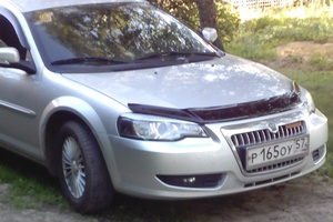 Автомобиль ГАЗ Siber, отличное состояние, 2008 года выпуска, цена 330 000 руб., Орел