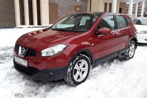 Автомобиль Nissan Qashqai, хорошее состояние, 2010 года выпуска, цена 730 000 руб., Одинцово