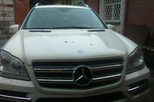 Подержанный автомобиль Mercedes-Benz GL-Класс, отличное состояние, 2011 года выпуска, цена 2 400 000 руб., Челябинск