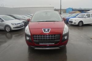 Авто Peugeot 3008, 2013 года выпуска, цена 695 000 руб., Воронеж