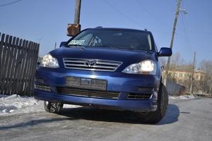Автомобиль Toyota Avensis Verso, хорошее состояние, 2003 года выпуска, цена 450 000 руб., Лесной