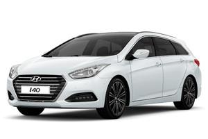 Авто Hyundai i40, 2016 года выпуска, цена 1 579 000 руб., Москва