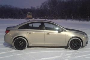 Автомобиль Chevrolet Cruze, хорошее состояние, 2011 года выпуска, цена 450 000 руб., Казань