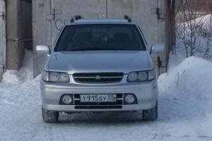 Автомобиль Nissan R'nessa, хорошее состояние, 1998 года выпуска, цена 215 000 руб., Омск