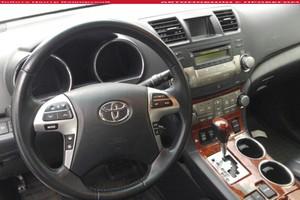 Авто Toyota Highlander, 2012 года выпуска, цена 1 399 000 руб., Москва