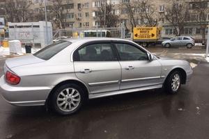 Подержанный автомобиль Hyundai Sonata, отличное состояние, 2005 года выпуска, цена 290 000 руб., Краснодарский край