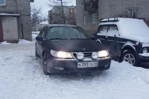 Автомобиль Saab 9-5, хорошее состояние, 1998 года выпуска, цена 135 000 руб., Санкт-Петербург