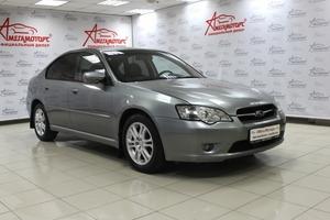 Авто Subaru Legacy, 2006 года выпуска, цена 409 000 руб., Москва